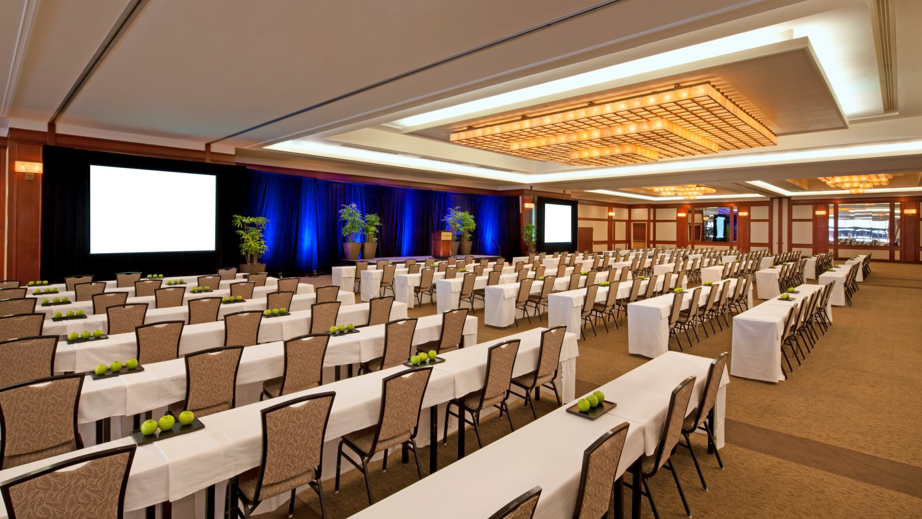 The Westin Long Beach Conference Room